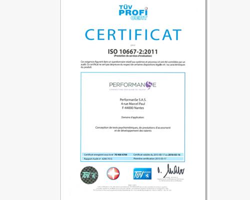 Accréditation et Certification hrpro tunisie
